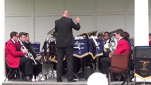 Vale Park Massed Bands (2015)