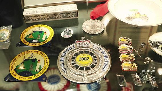 Russell Burge Memorabilia Collection