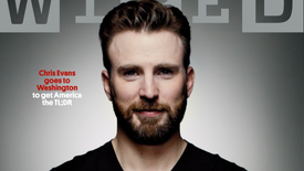Wired Febuary 2020 / Chris Evans