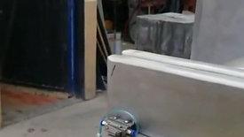 Rallador de Queso Semiautomatico