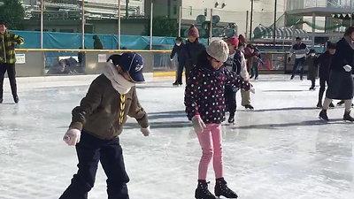 スケート訓練2