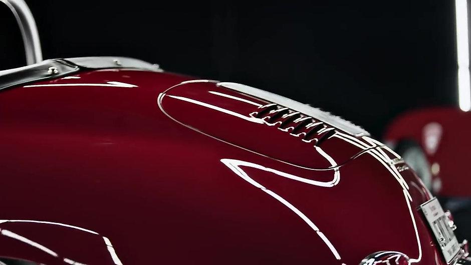 PORSCHE // The 911 Speedster Concept