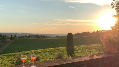 Villa Ref. 163 Panzano in Chianti (Toskana) Video 2