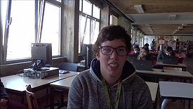 Testemunho do aluno Ivan do Curso de Técnico de Análise Laboratorial