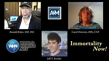 Immortality Now with special guest Jeff Bowles
