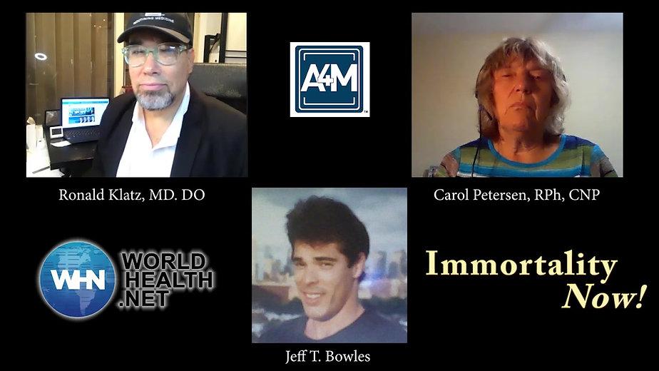 Dr Ronald Klatz - Video Channel