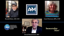 Immortality Now with special guest Dr. Daved Rosensweet