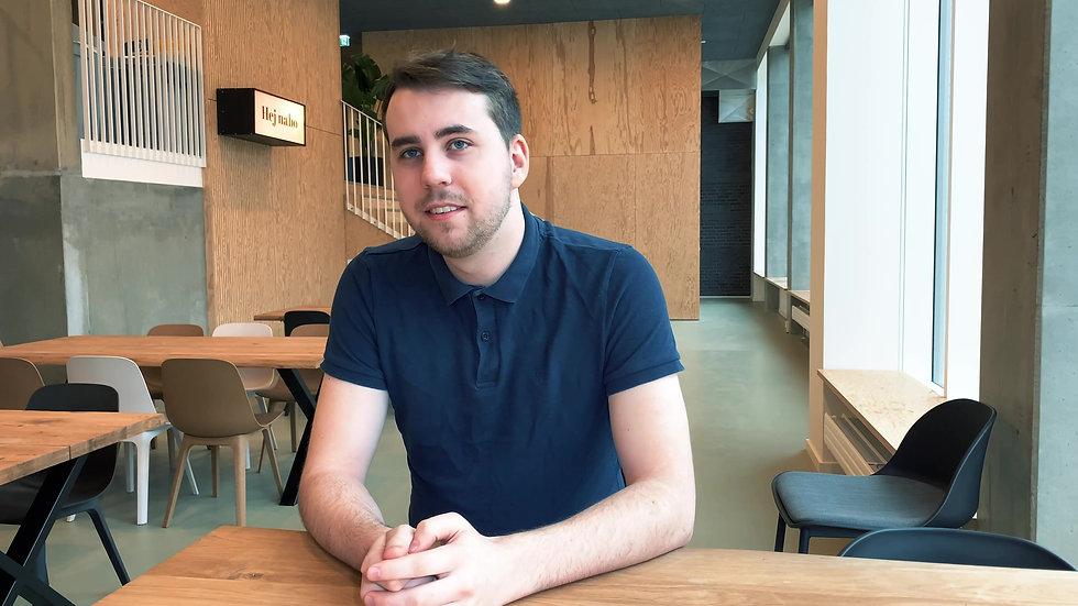 Kollegie Tutor Interview Part 1