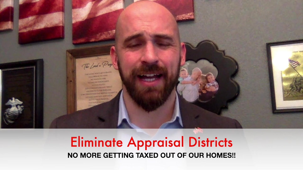 Appraisal Districts