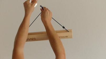 Crampa GRIPFOUR fingerboard
