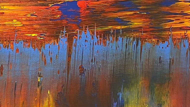Zoom sur les oeuvres de Colors of abstraction