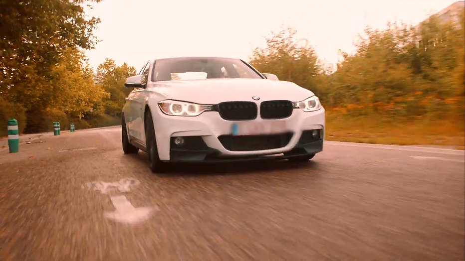 BMW M3 - COMMERCIAL