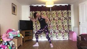 Zumba Gold Dance Fitness Class 10