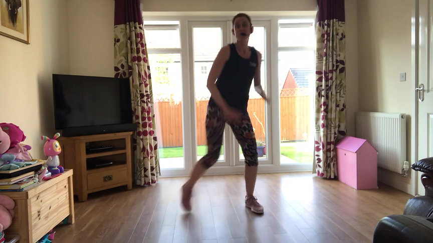 Zumba Gold Classes (Over 60's)