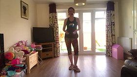 Zumba Gold Dance Fitness Class 11