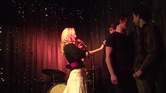Cabaret - Leah Allers