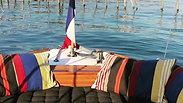 Un matin à la Jetée de Bélisaire au Cap-Ferret