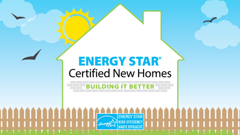 Animated infographic on the benefits of ENERGY STAR certified homes