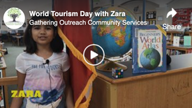 World Tourism Day with Zara