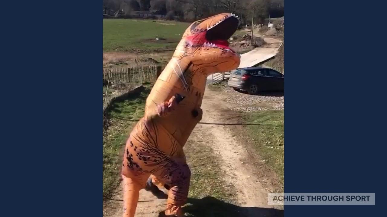 T-Rex Half Marathon Promo