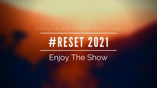 #Re-Set 2021 #001