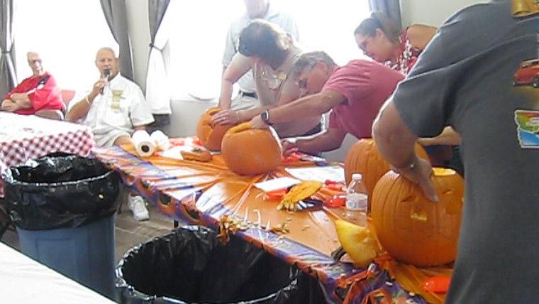 October GM - Pumpkin  Carving Contest 10-10-20