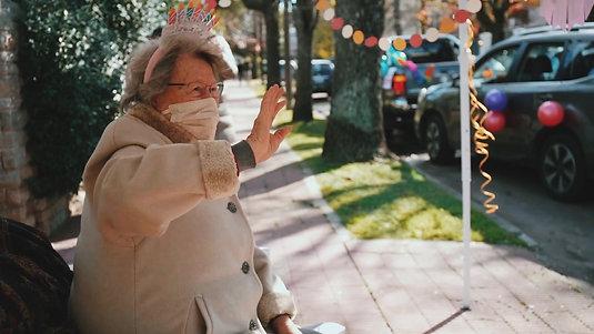 Pandemic parade