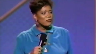 Comic Relief Marsha Warfield Stand Up Comedy 1987 Roz Night Court