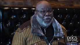 Bruce with TD Jakes
