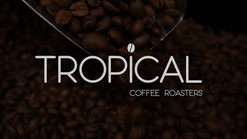 How does the automatic Tropical Coffee Roaster work?