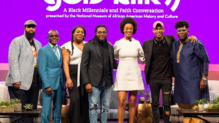 #gODTalk: a black millennials and faith conversation (chicago)