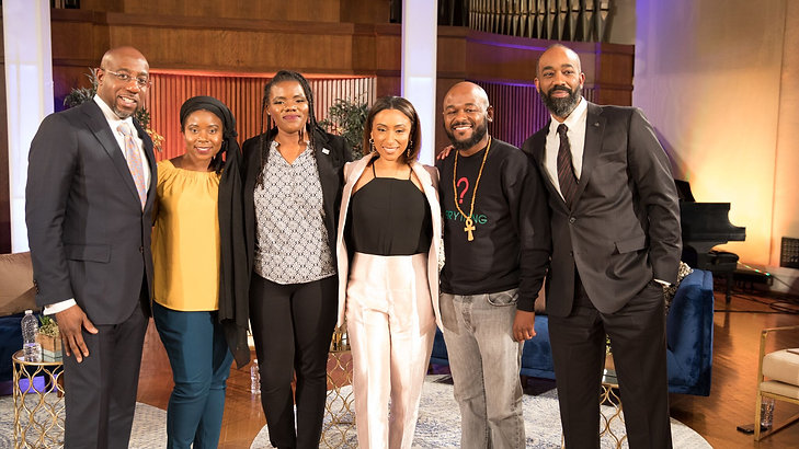 #gODTalk: a black millennials and faith conversation (atlanta)