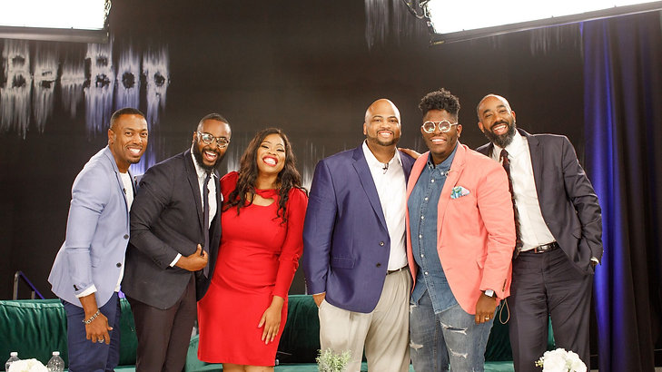 #gODTalk: a black millennials and faith conversation (los angeles)