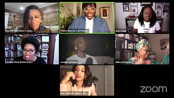 Gathering in the Moment: Mobilizing the Digital Black Church's Prophetic Witness
