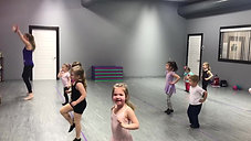 Tots Rock 1/2 (Mon 5:30-6:00)- Pumpin Up The Party