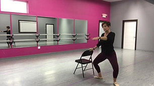 Ballet Week 5 (part 1) With Miss Lisa