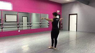Ballet Week 6 With Miss Lisa
