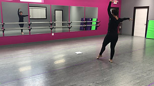Ballet Week 1 With Miss Lisa