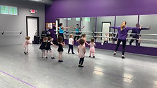 Tiny Tots (Mon 4:45-5:30) Lullaby of Broadway