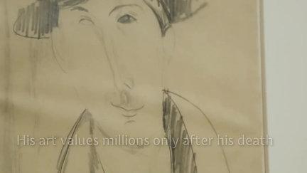 """Amedeo Modigliani"""