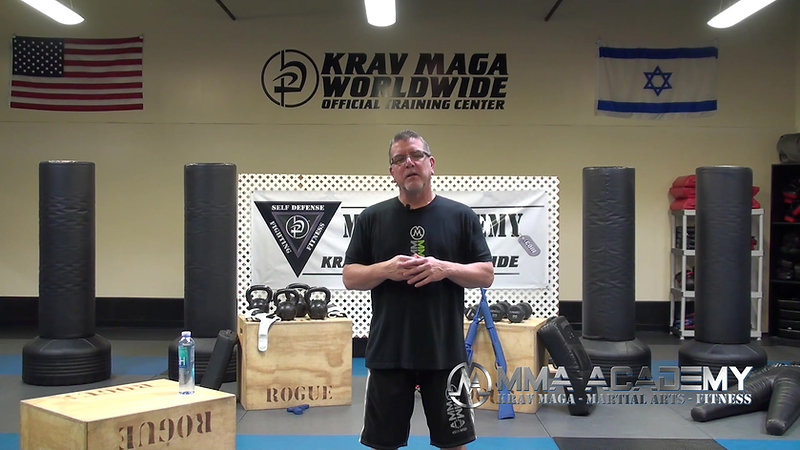 Introduction to Krav Maga Training