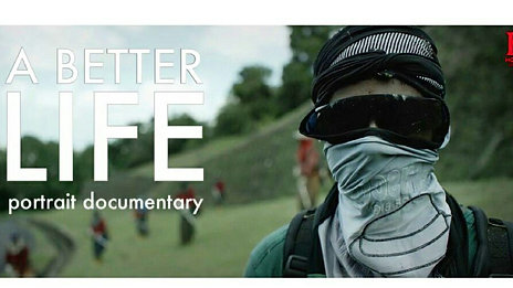 A Better Life (2015) [portrait documentary]