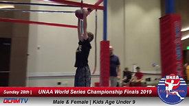 Under 9 Finals  UNAA WC