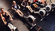 North Carolina Indoor Rowing Center