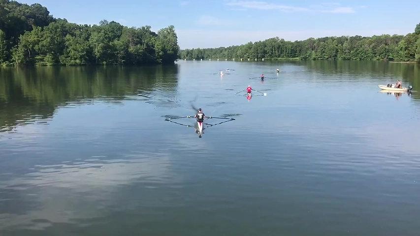 Fun Rowing in Greensboro