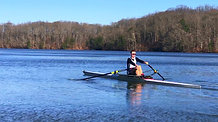 Greensboro Rowing Center, Lake Higgins