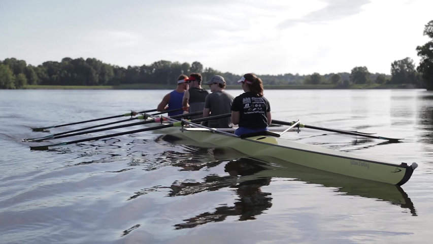 Rowing is More Than a Sport