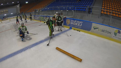 HAMR & ŠKOULA HOCKEY CAMP 2019