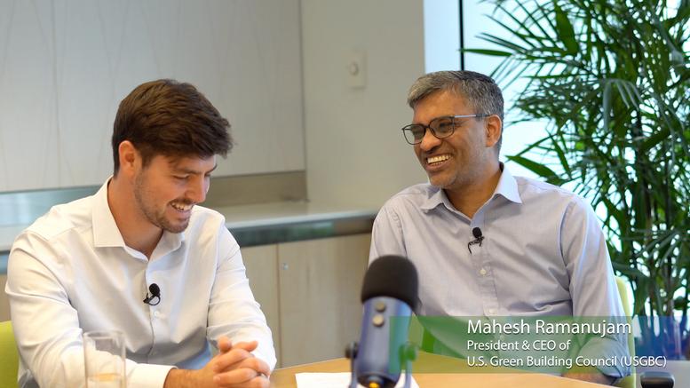 Net Positive Podcast W/ Mahesh Ramanujam