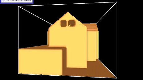 Geometry of Snowden House